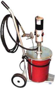 mobiles schmiergerät pneumatisch schmiertechnik schmierstoffe assalub lubrimatik